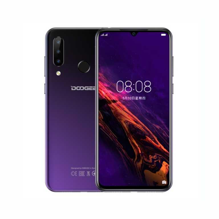 dooogee y9 plus smartphone review mobile price