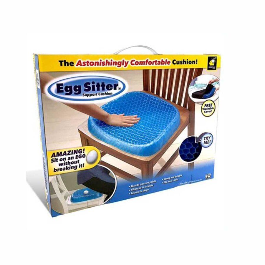 jastek ortopedik egg sitter shilte per karrige