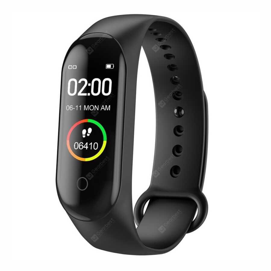 smart bracelet m4 best 2019 m3
