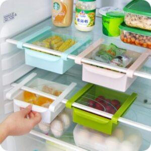 storage box kuti organizuese per frigoriferin