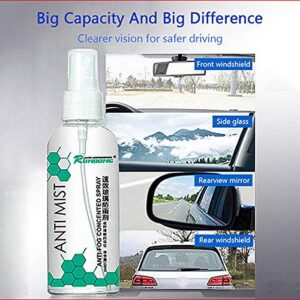 Anti Fog Window Cleaner Spray per xhama Makinash tirane