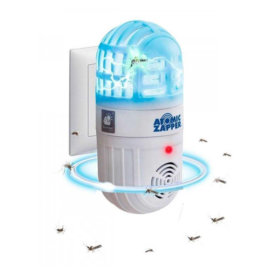 atomic zapper aparat kunder insekteve per mushkonja