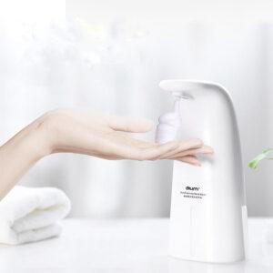 mbajtese sapuni te lengshem me sensor