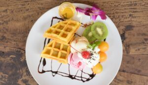 waffle maker berese waffle