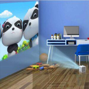mini projektor per femije kids story projector