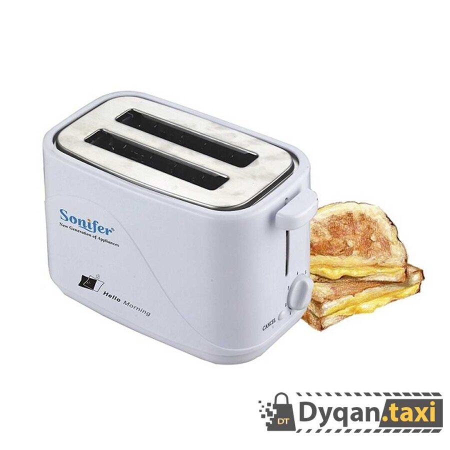 toaster sonifer thekese buke