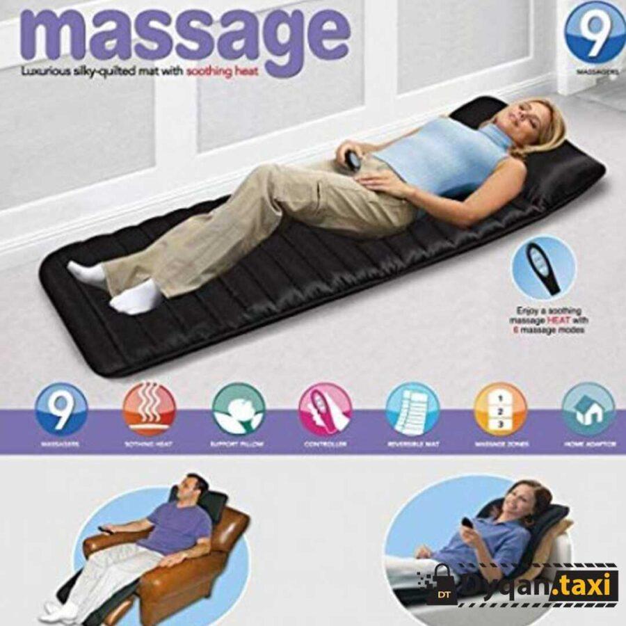 Dyshek Masazhues | 9IN1 | Massage 2 Mats in1 me masazh