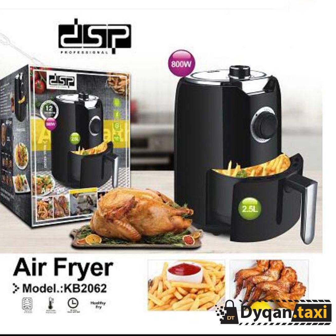 DSP Air Fryer | Friteze me Ajer | Black | Dyqan Taxi