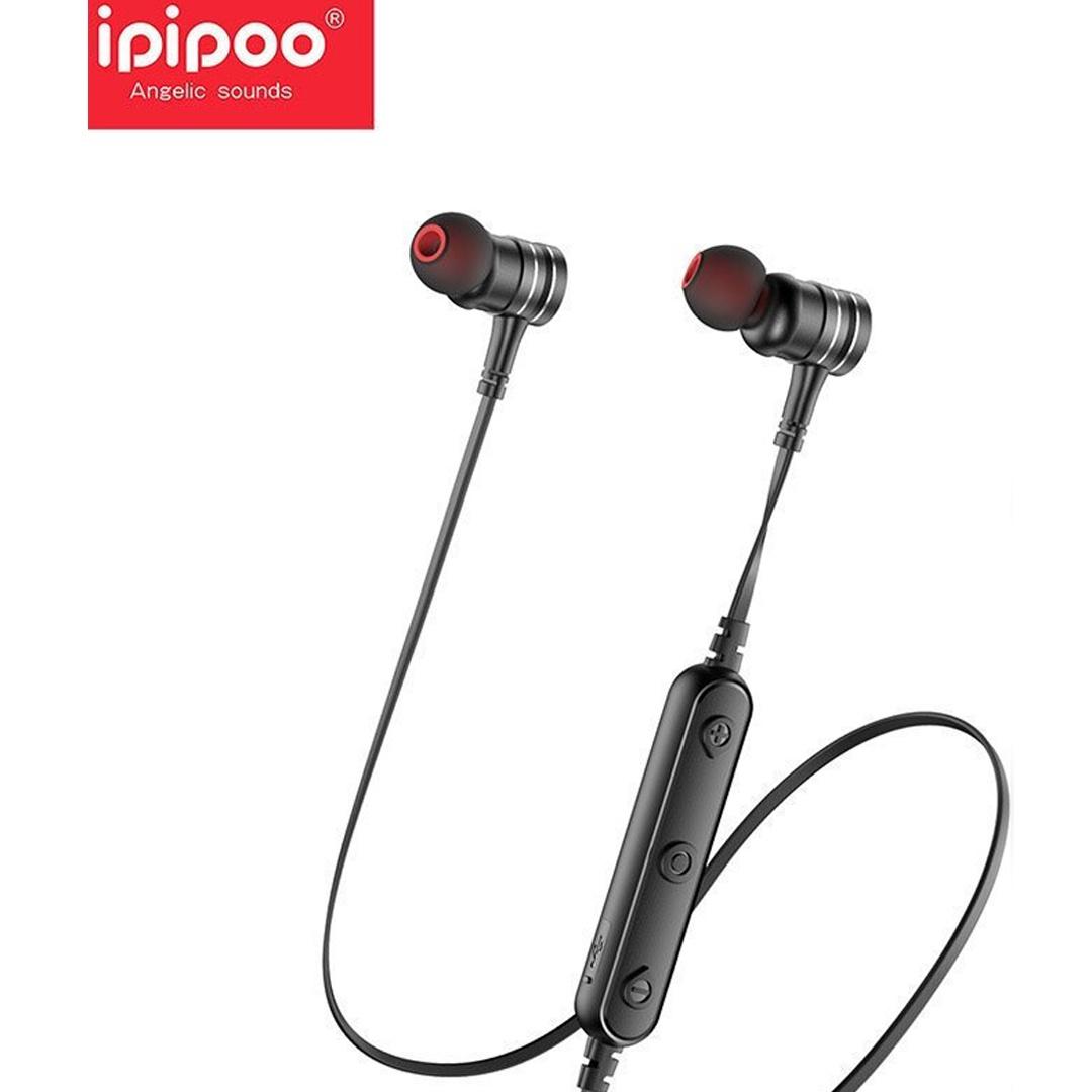 Kufje Sportive Ipipoo   Wireless Sports Earphone