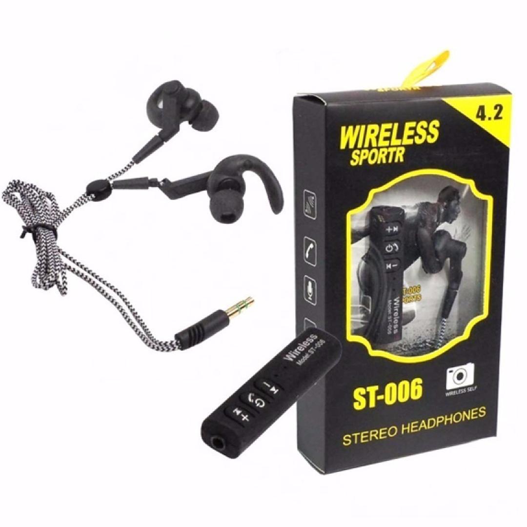 Kufje Sportive | Wireless Sportr ST-006 | Bli online