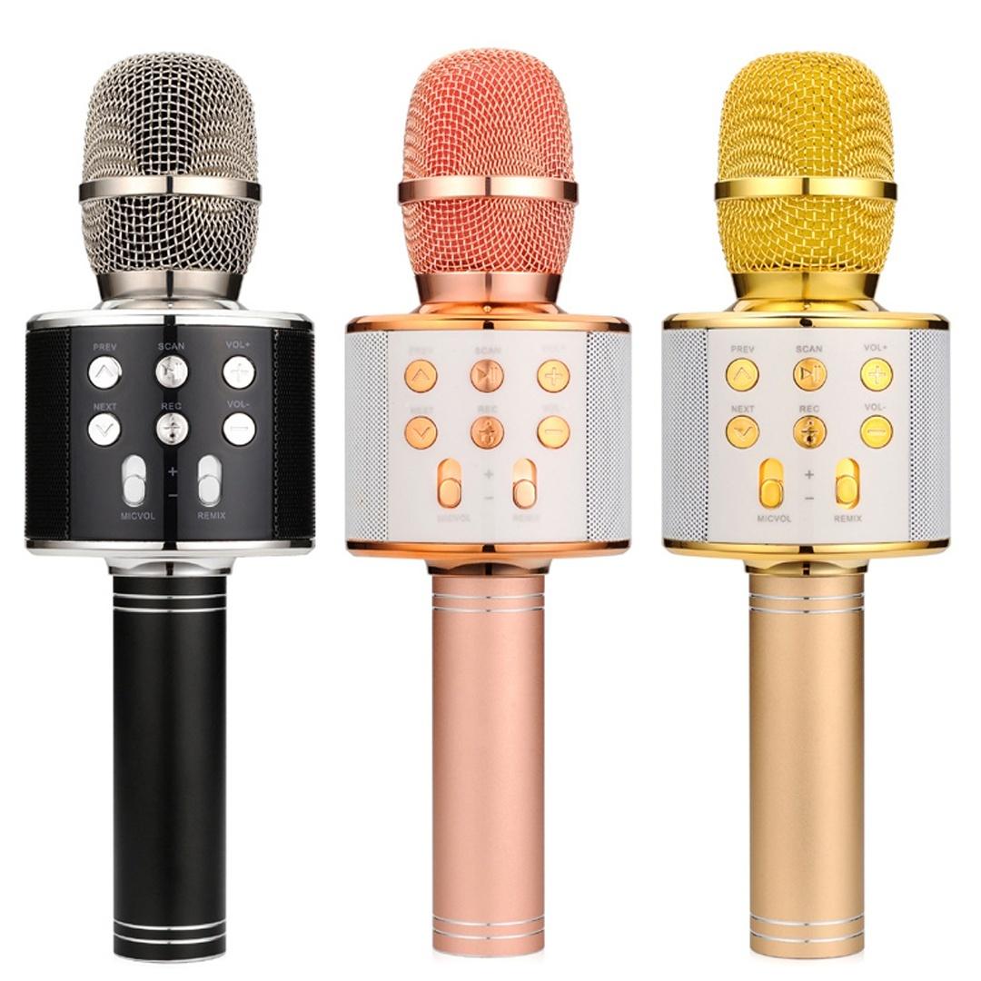 microfon me bluetooth