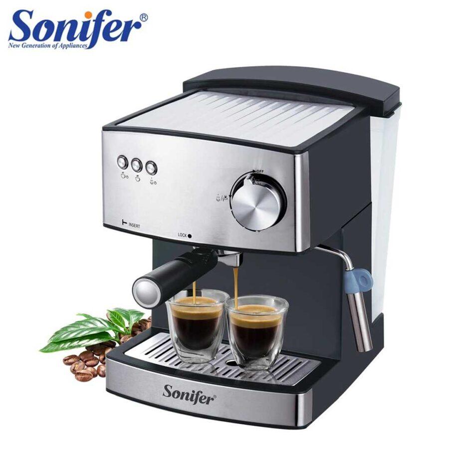 Ekspres Kafe Sonifer - Express Coffee Machine