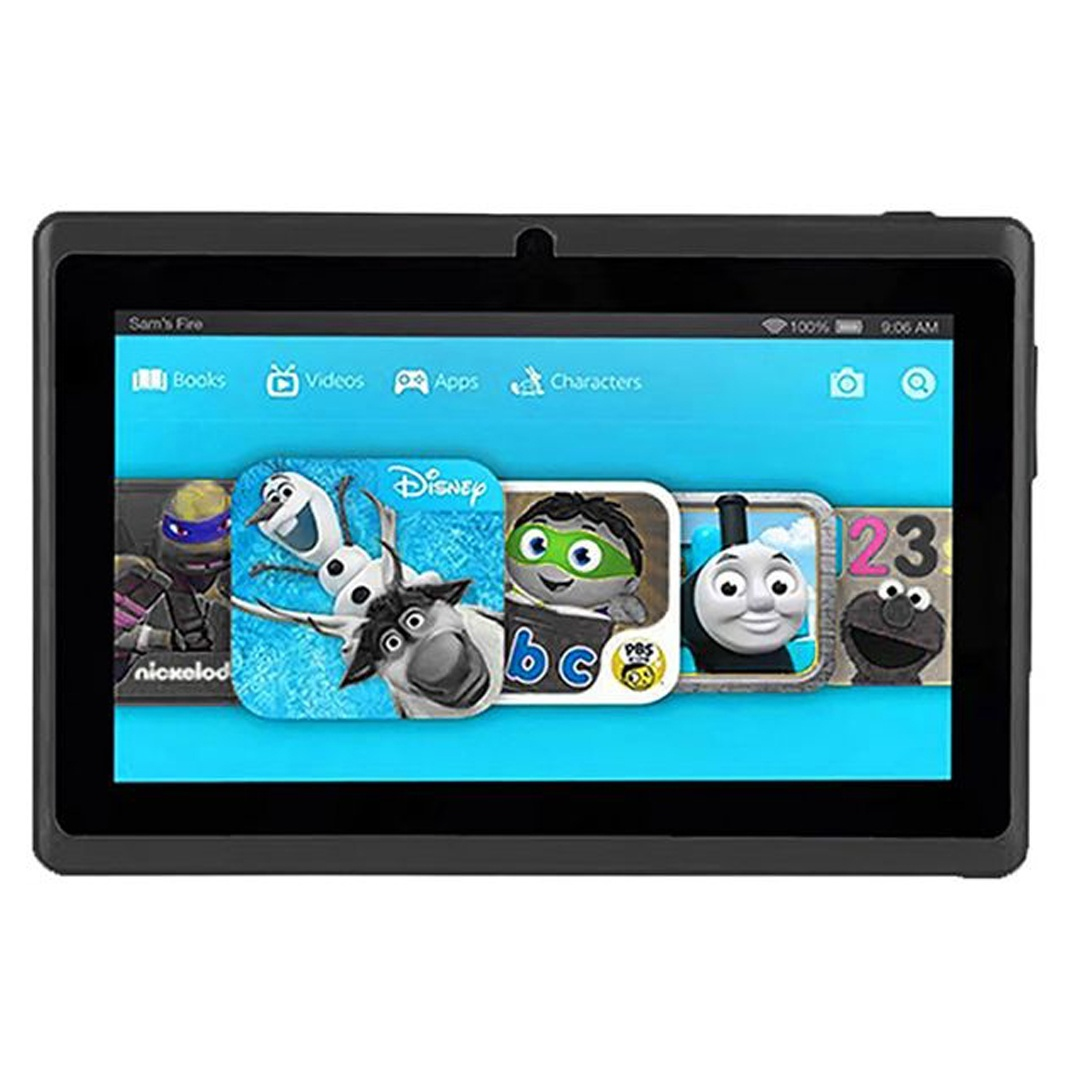 Tablet Cidea 7 inch - Black - Full specification