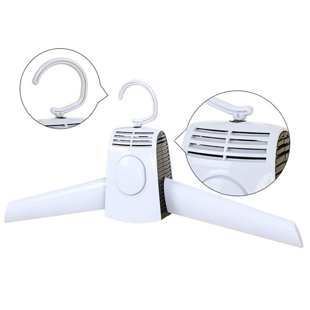 220V Foldable Clothes Hangers Electric