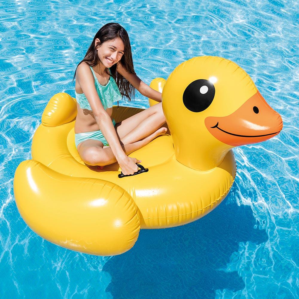 Rosaku-qe-fryhet-intex-inflatable-baby-duck