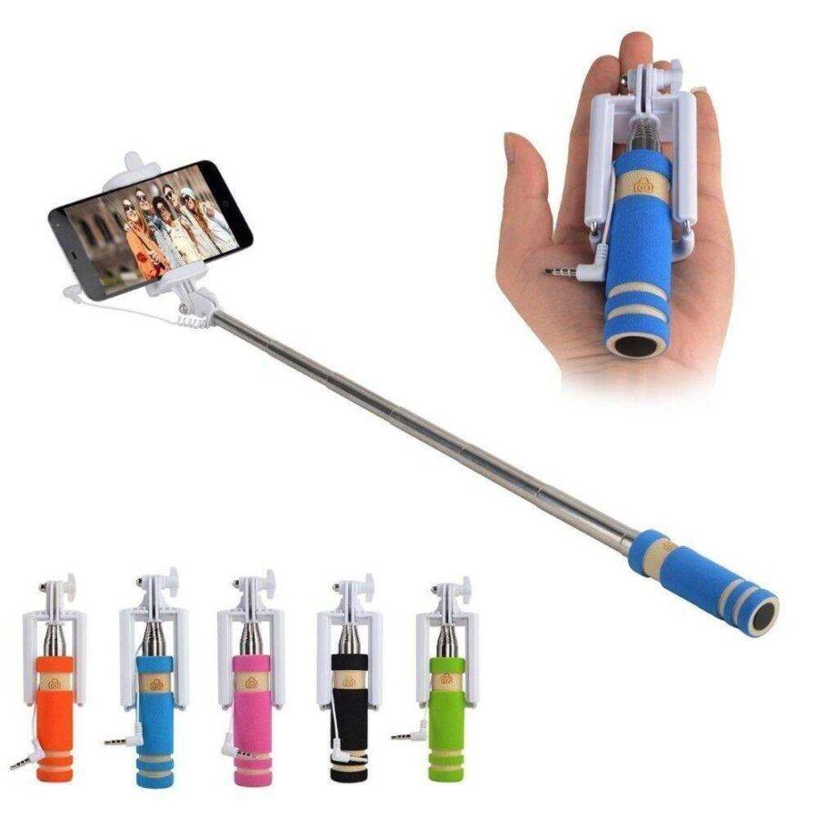 Shkop selfie per foto multifunsionale monopod