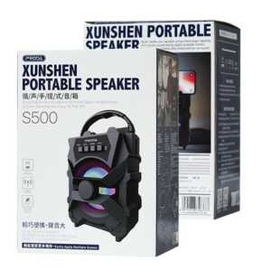 Boks portativ me bluetooth Proda | Portable Speaker