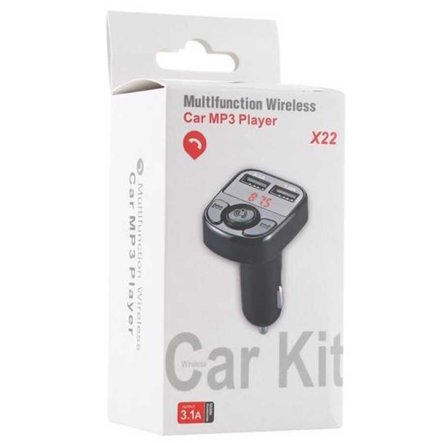 Car Mp3 Player X22 - Karikues telefoni ne makine