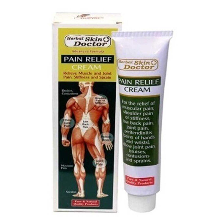 cream pain relief
