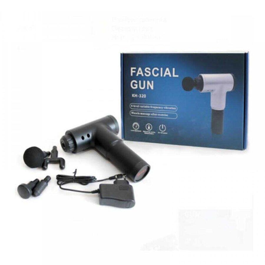 fascial Gun massager Relax And tone Dyqan Taxi kh 320 masazh