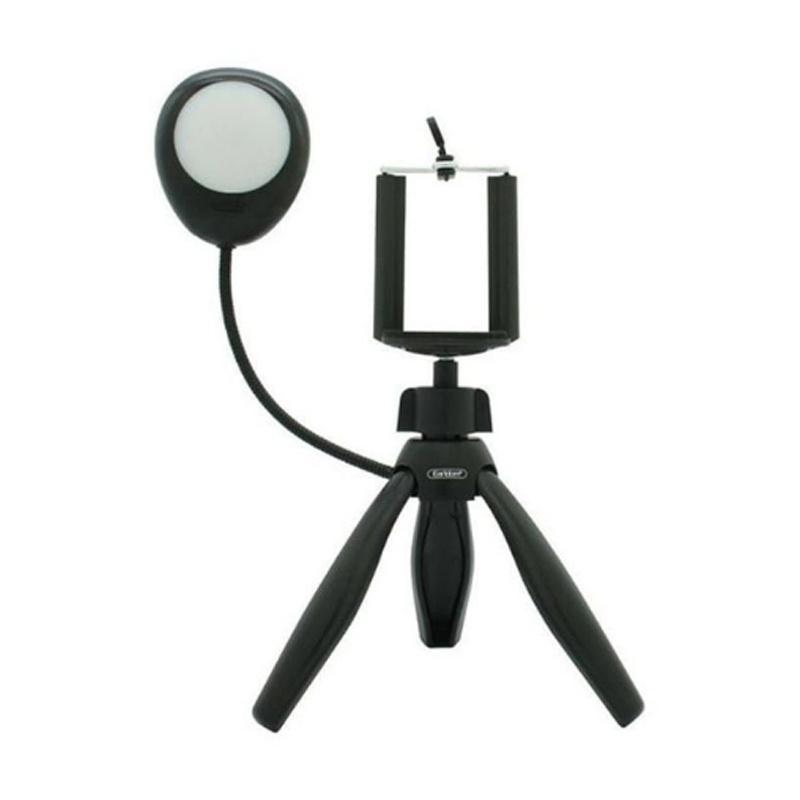 mini tripod selfie lamp bli online dyqan taxi