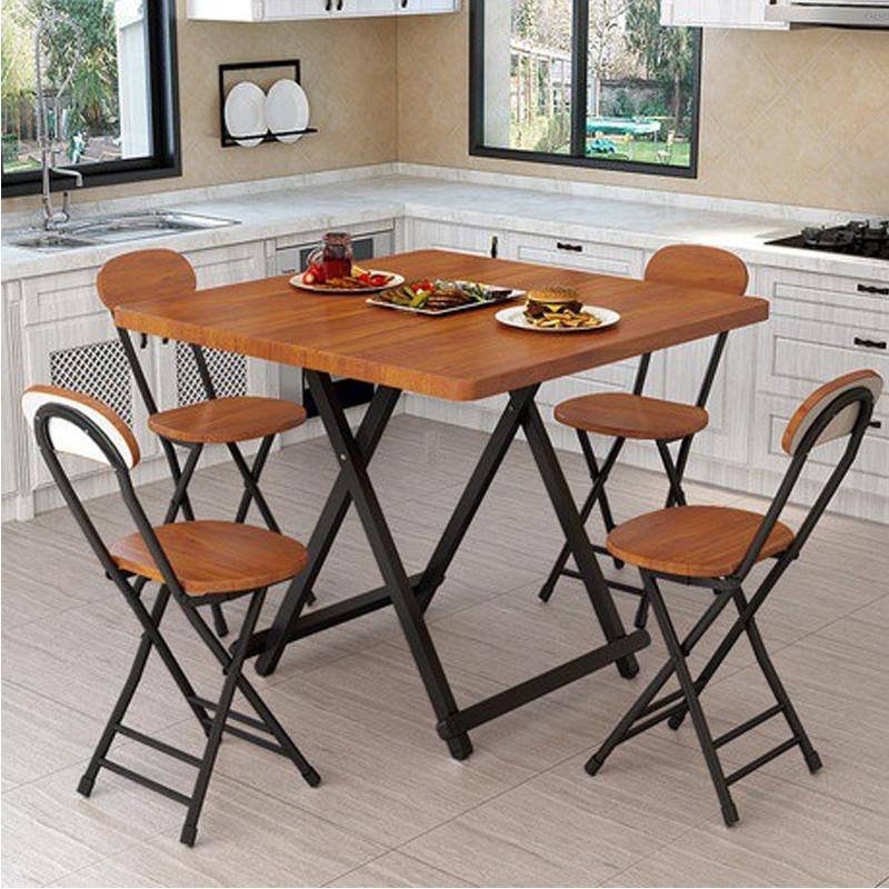 tavoline portative dhe 4 karrige