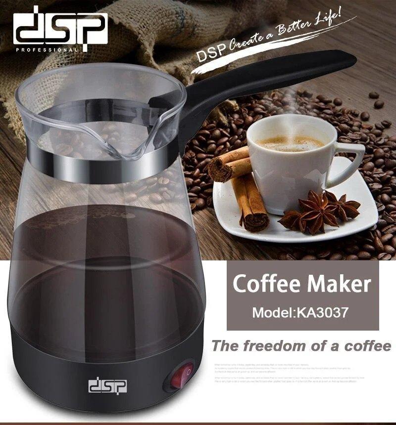 Coffee Maker DSP KA 3037 Beres kafeje Bli Tani Dyqan Taxi