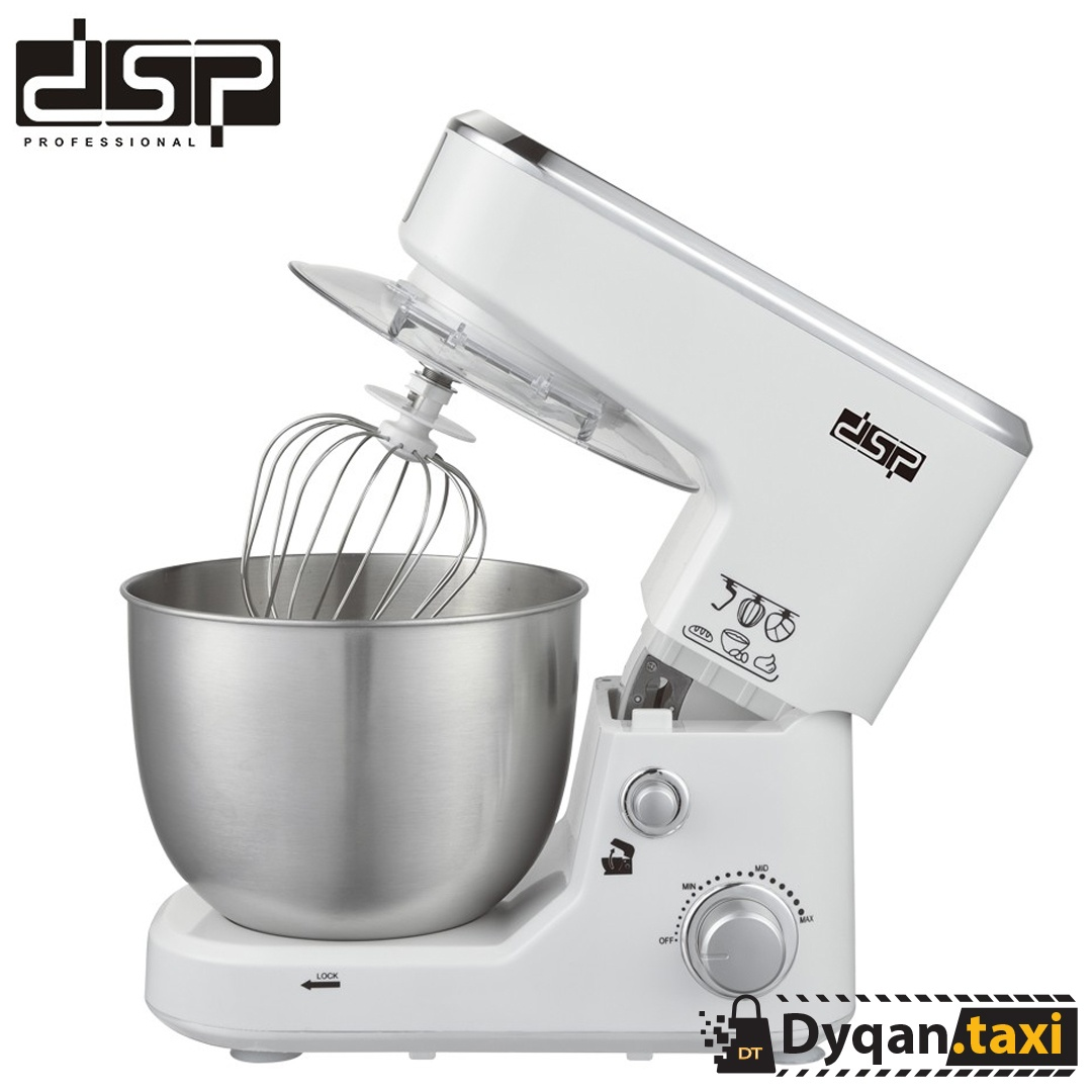 stand blender dsp mixer profesional white-dyqan-taxi