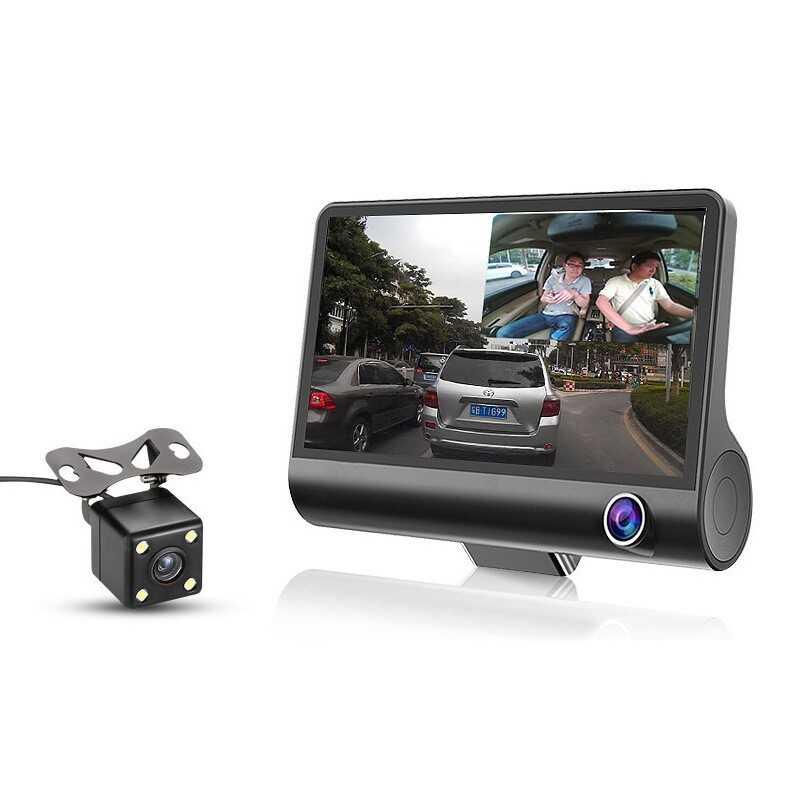 Kamer 4 inch full hd car dvr camera video produkt online dyqan taxi