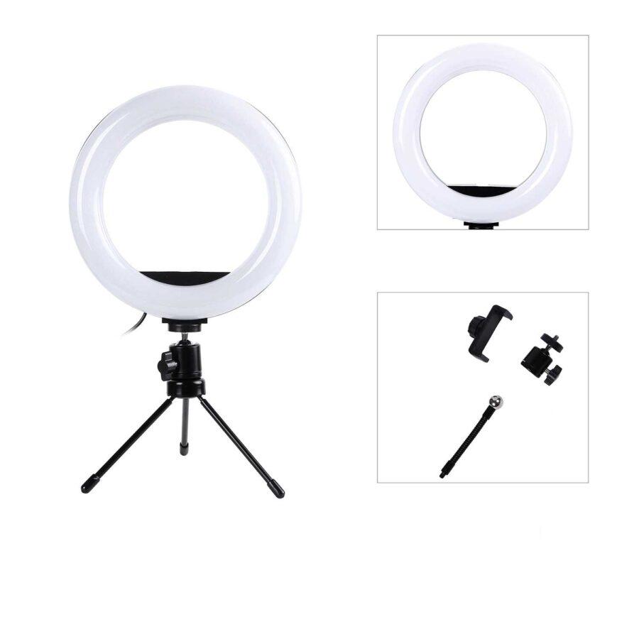 drite ring fill light telefon selfie bli online dyqan taxi