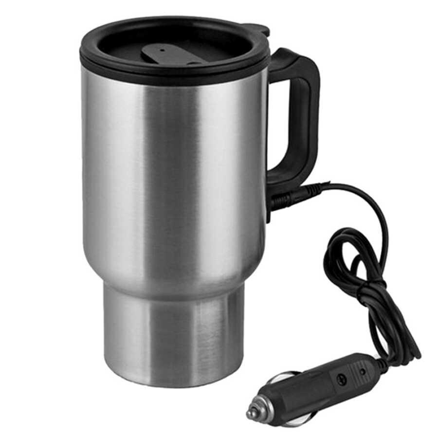 heated travel mug stainless steel bli online dyqan taxi