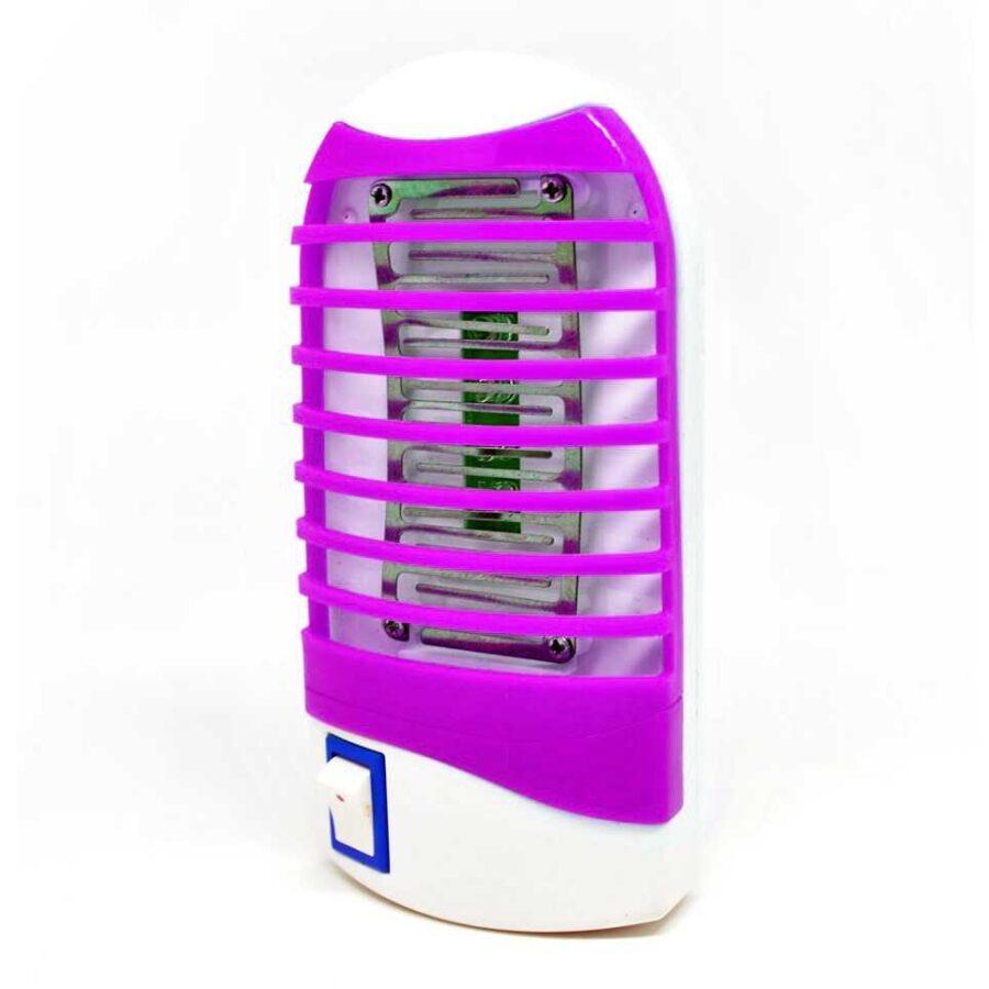 mosquito killer night lamp 4 led purple vrasese mushkonjash bli online dyqan taxi
