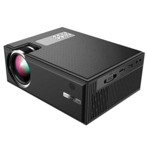 projektor cheerlux C8 1800 lumens bli online dyqan taxi