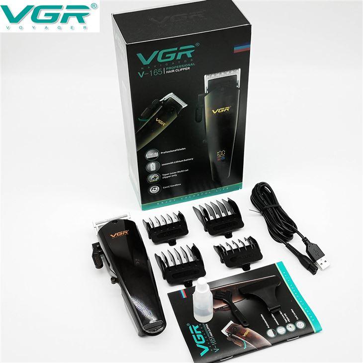 vgr 165 hair clipper makine qethese produkt online dyqan taxi