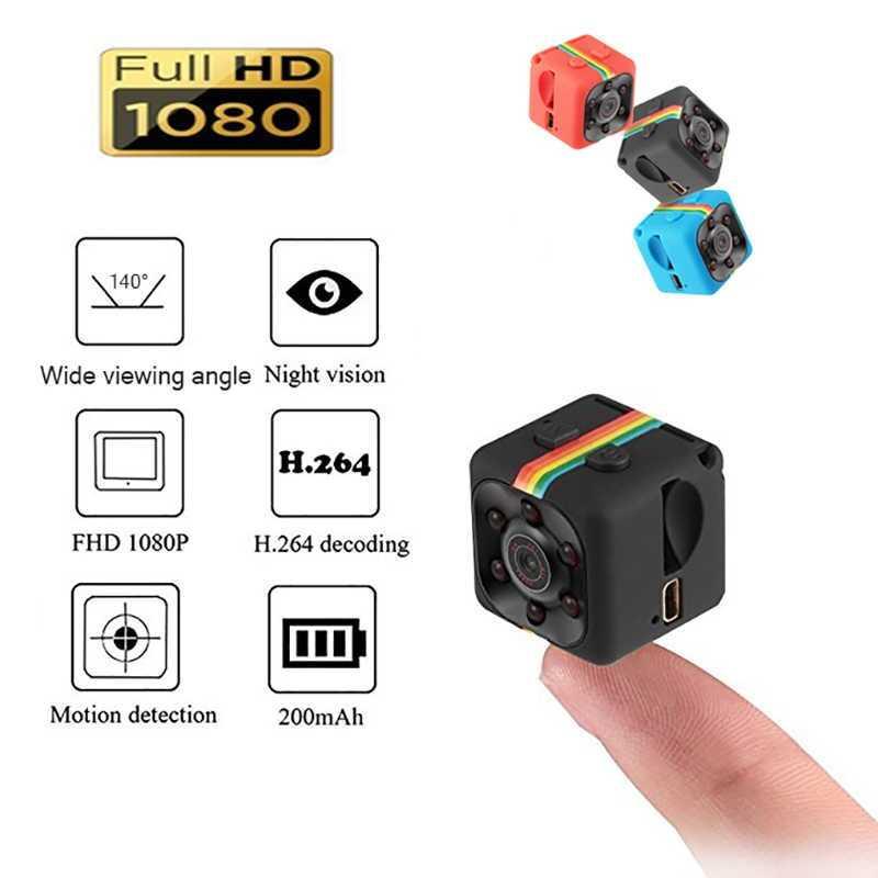 Mini kamera HD 1080P