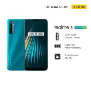 realme 5i smartphone 4gb 64 gb bli online dyqan taxi