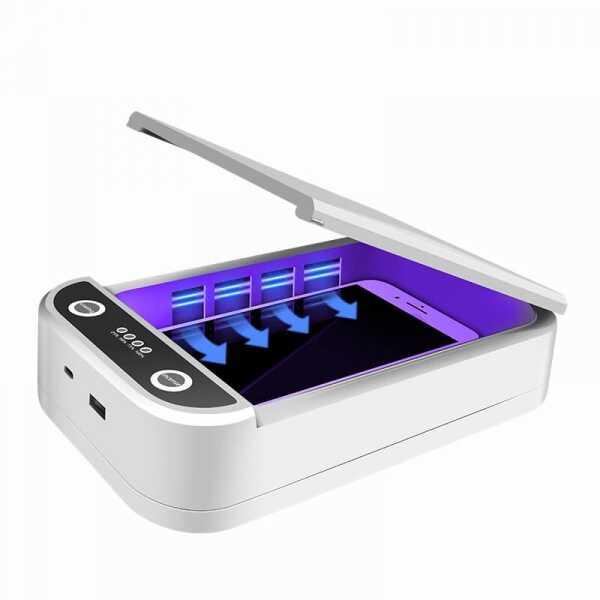 Uv Light Box kuti sterilizuese bli online dyqan taxi