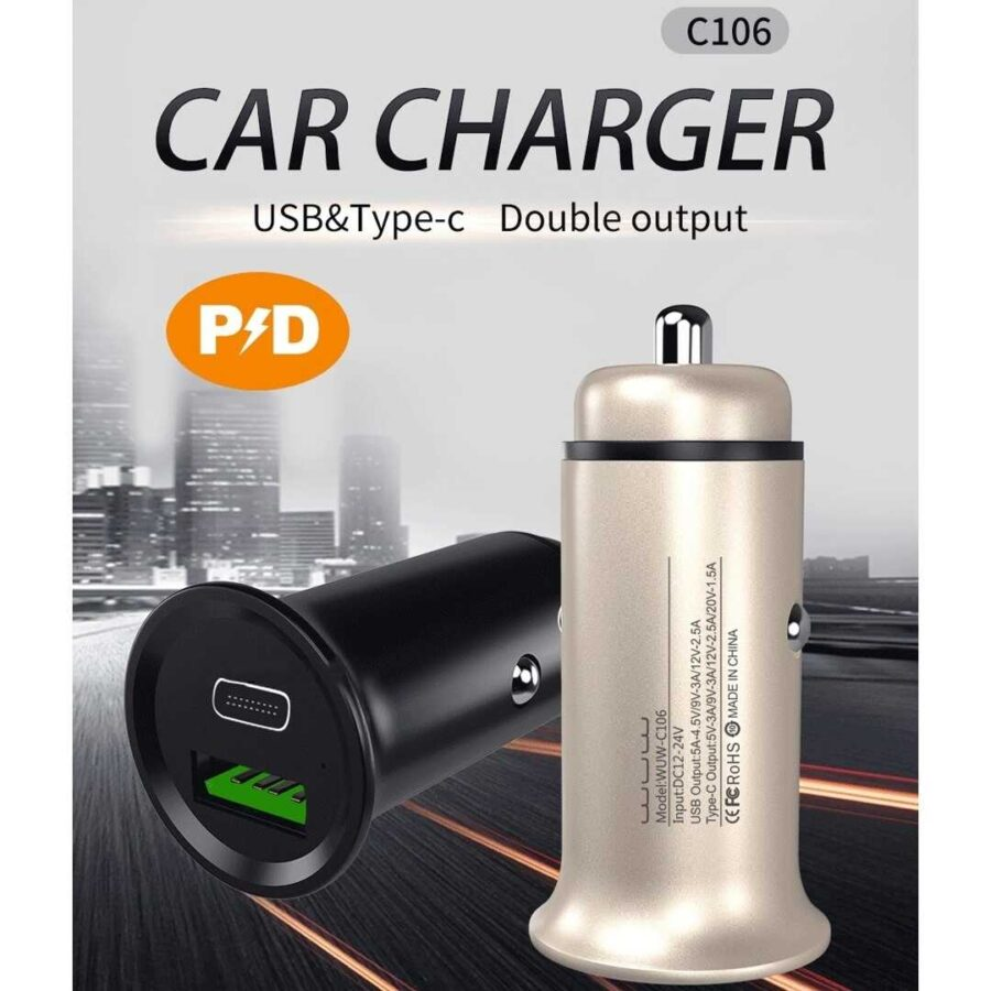 car charger c106 me dy porta bli online dyqan taxi