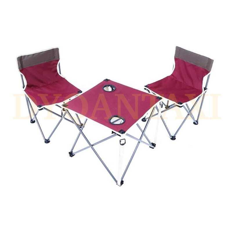 set tavoline dhe 2 karrige per kamping bli online dyqan taxi