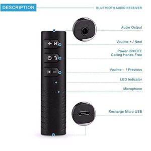 wireless receiver bluetooth bt 450