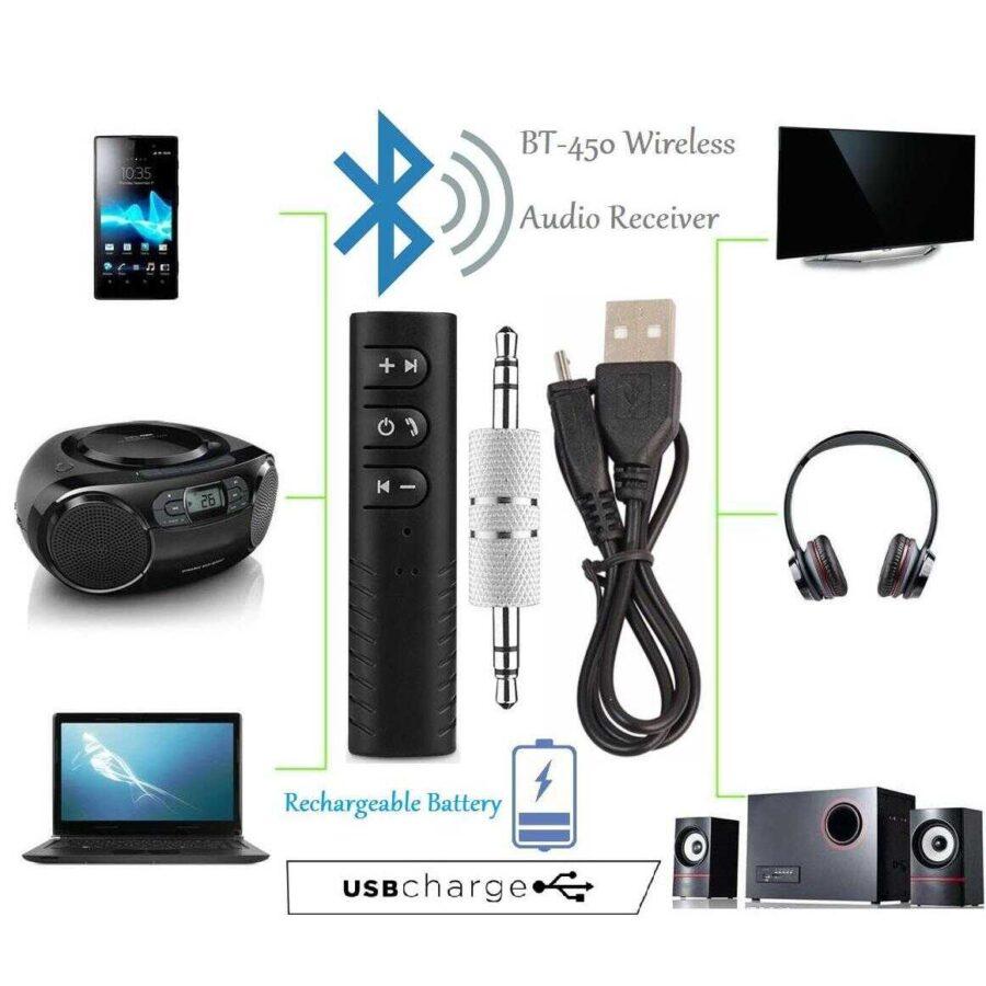 wireless receiver bt 450