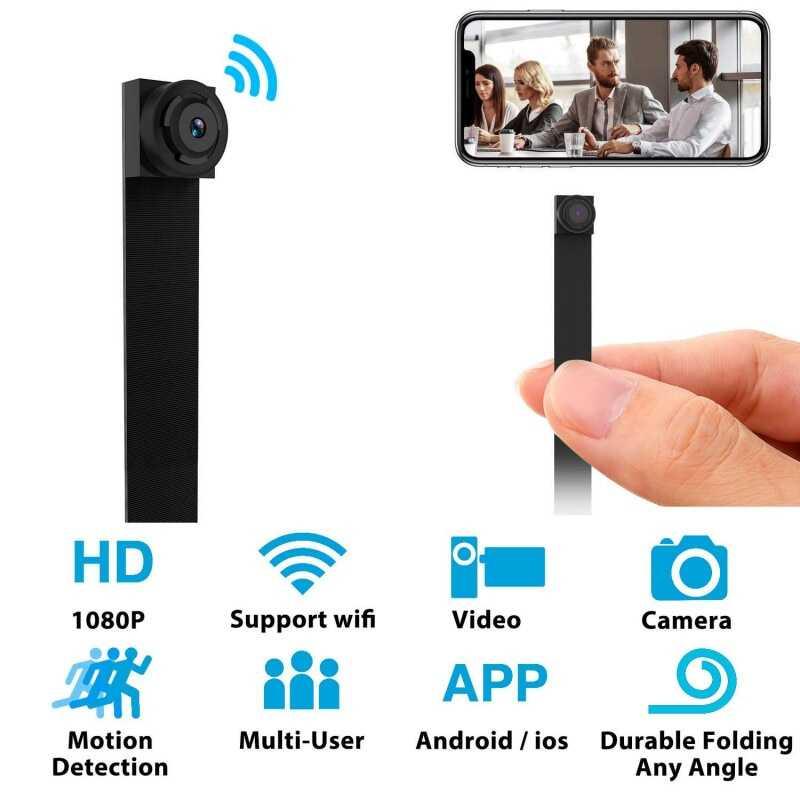 mini kamera spiune 1080p