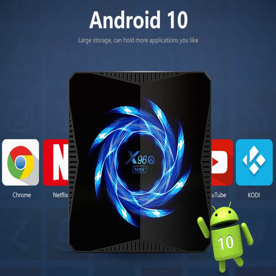 android tv box x96 q max 32 gb dyqan taxi