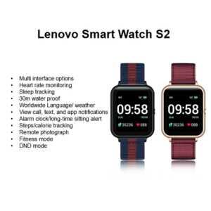 lenovo smartwatch s2 bli online ne dyqan taxi