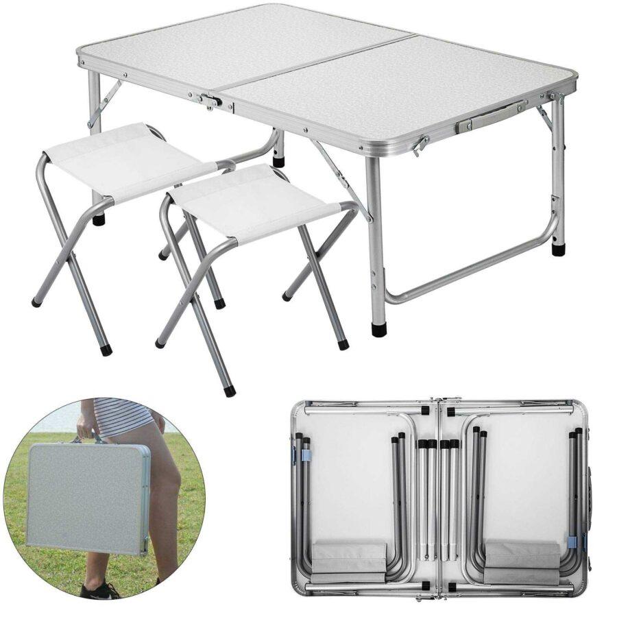 set tavoline me dy karrige per kamping ne shitje online dyqan taxi