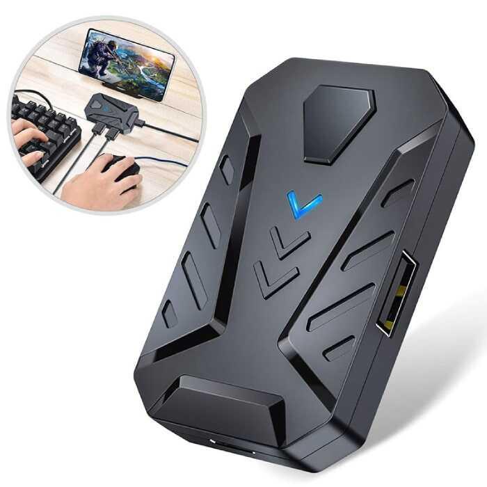 konvertues tastiere dhe mouse ne shitje online ne dyqan taxi